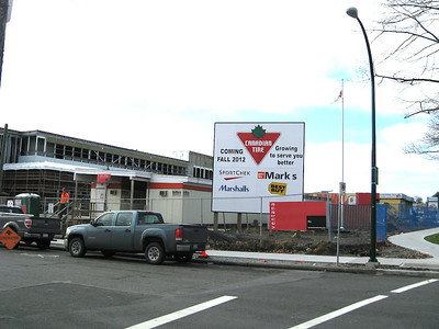 2012-02 Canadian Tire Complex on Marine Drive