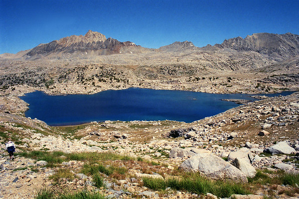 Muriel Lake Trip, August 2000