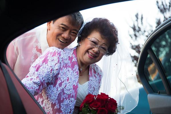 Cunanan 40th Wedding Anniversary