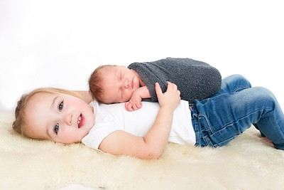 Newbornfotografie - info en tarieven