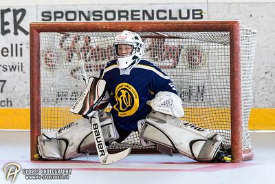 Inline Hockey U15: IHC Grizzlys Hünenberg - Rolling Stoned Tuggen
