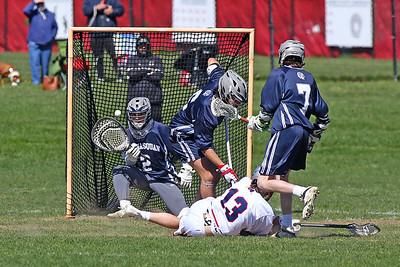 Wall vs Manasquan boys lacrosse 05-01-2021