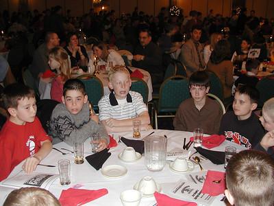Hockey Banquet 2002