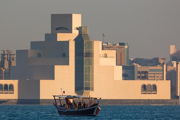 Qatar 2021 Doha West Bay