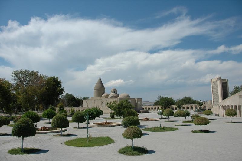 Chashma-Ayub Mausoleum - Bukhara, Uzbekistan