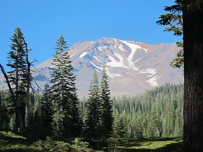 Mt Shasta - Avalanche Gulch Route - 8/26-28/12