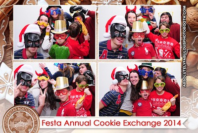 2014 Cookie Exchange