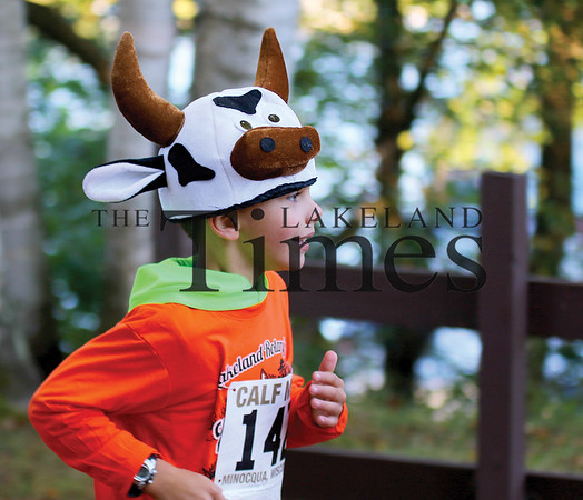 2017 Calf Mile and Rump Roast Run