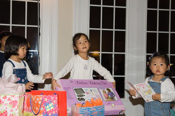 Lydia's 2005 Birthday