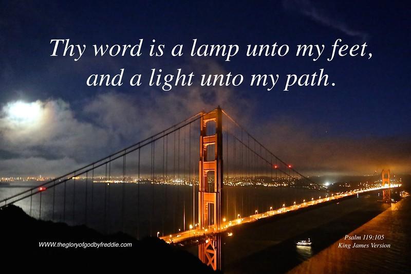 Psalm 119-105  .JPG