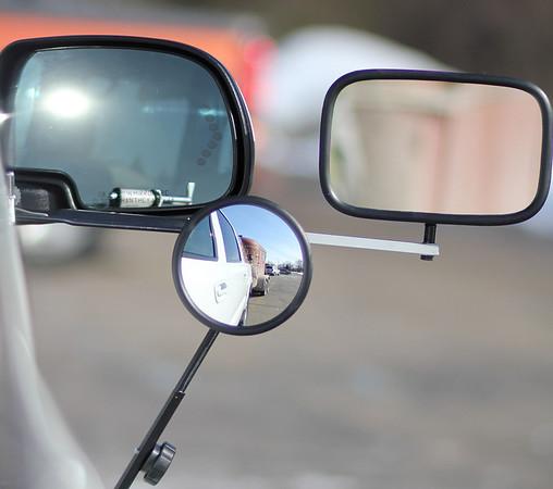 Hensley Mfg. Mirrors