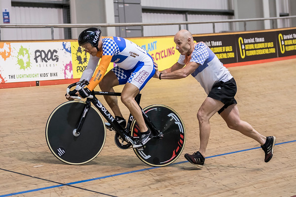 MASTERS NATIONAL TRACK CHAMPIONSHIPS 2019 NEWPORT DAY 2