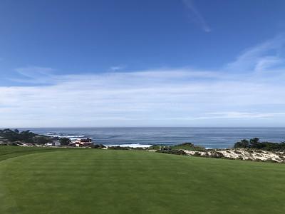 20200123 - Spyglass Golf Course at Pebble Beach