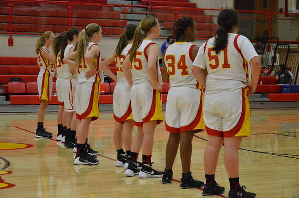 CHS Girls Basketball vs Newton Dec 1, 2015