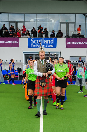 Czech Republic Ladies V Scotland