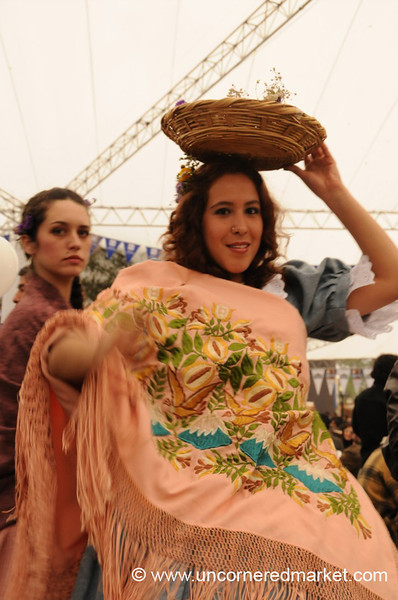 Balancing Act - Mistura Gastronomy Festival in Lima, Peru