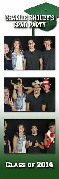 2014-07-12 Charlie Khoury Graduation Party