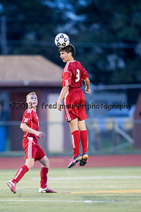 Wilson Boys vs Exeter 10/15/2013