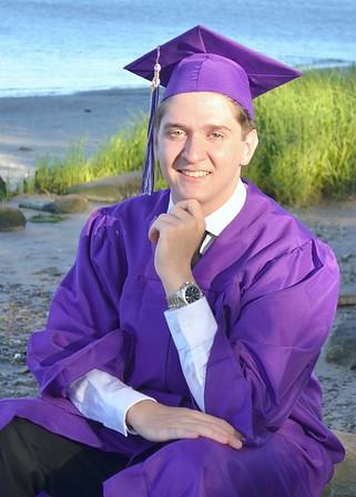 Joseph M Graduation 2020