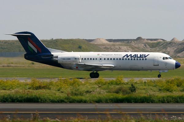 HA-LMB - Fokker 70