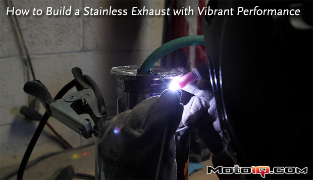 How to Build a Stainless Exhaust with Vibrant Performance