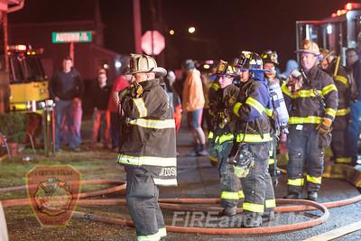 Luzerne County - Hazle Twp. - Dwelling Fire - 01/10/2020