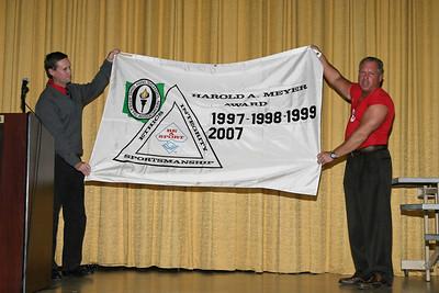 2007 Fall Sports Awards