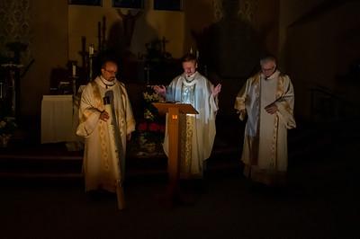 Saint Francis Parish Easter Vigil and Mass