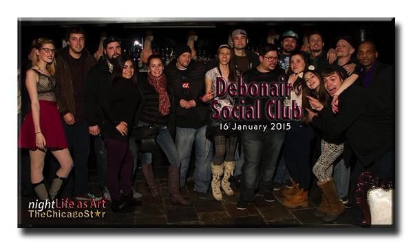 16 Jan 2015 Debonair Social Club