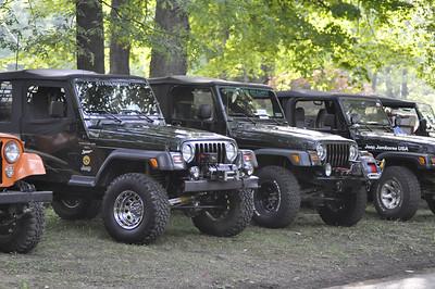 HRJA Jeep Fest 2009