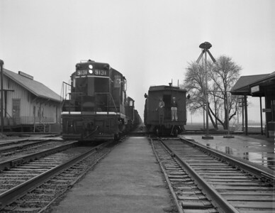 Illinois Central—Freight Trains
