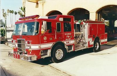 California Fire Apparatus