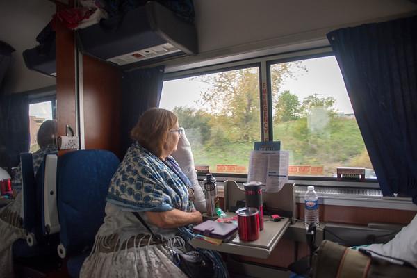 Train Ride 2018