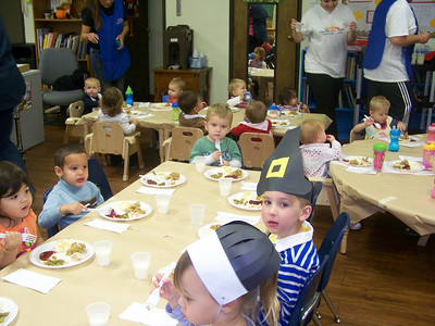 Thanksgiving at New Horizons School