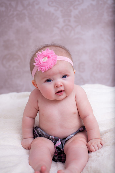 Adelina - 4 Month