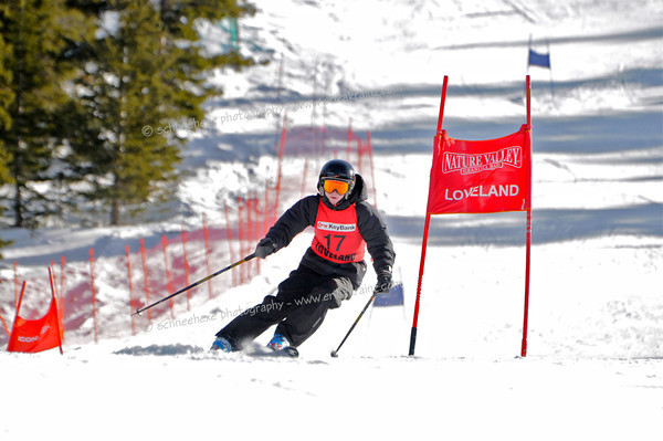 12-22-12 CHSAA Scrimmage at Loveland GS - Mixed Ladies & Men