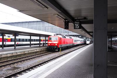 Stuttgart to Munich