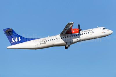 Scandinavian Airlines-SAS (Jettime)