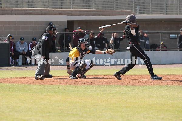 UAPB vs Texas Southern Baseball 2014