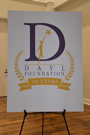 6-7-2018 DAYL Foundation Reception @ Old Dallas High School