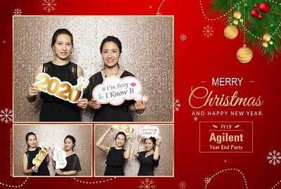 Agilent 2019 Year End Party