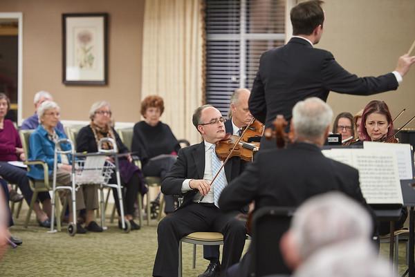 2018-11-16 Charlotte Symphony at Southminster