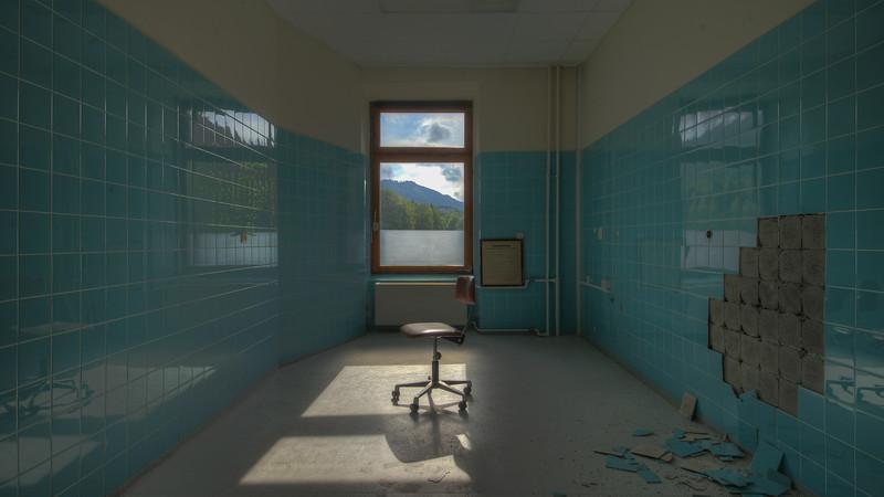 Urbex - Hospital T.