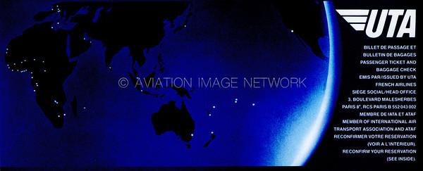 UTA - Union de Transports Aériens