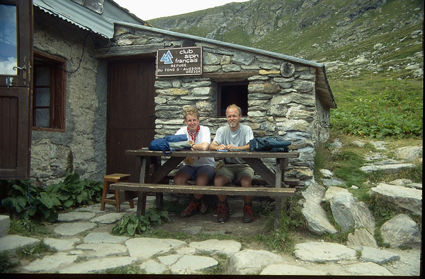 Alps, La Vanoise, 1994, 1996 and 1998