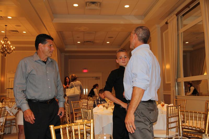 Coach Chris, Wyatt, Christopher