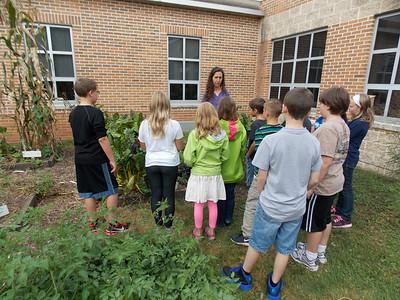 Kutztown Elementary Giving Garden