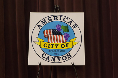 City of American Canyon 15 Annual Community Recognition Ball