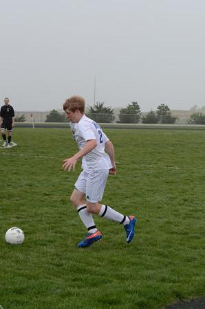 Varsity Boys Soccer vs Beatrice