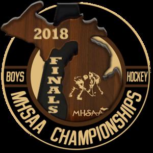 2018 0310 MHSAA Hockey Finals
